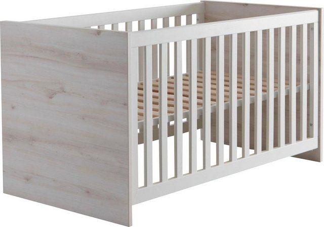 Babybetten - Babybett »Cuby«, mit Schlupfsprossen  - Onlineshop OTTO