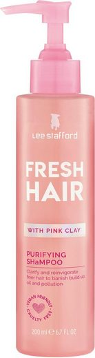 Lee Stafford Haarshampoo »Fresh Hair Purifying«