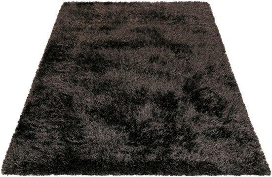 Hochflor-Teppich »City Glam«, Esprit, rechteckig, Höhe 70 mm, weiche Haptik, Wohnzimmer