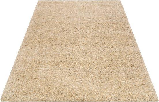 Hochflor-Teppich »Live Nature«, Esprit, rechteckig, Höhe 55 mm, weiche Haptik