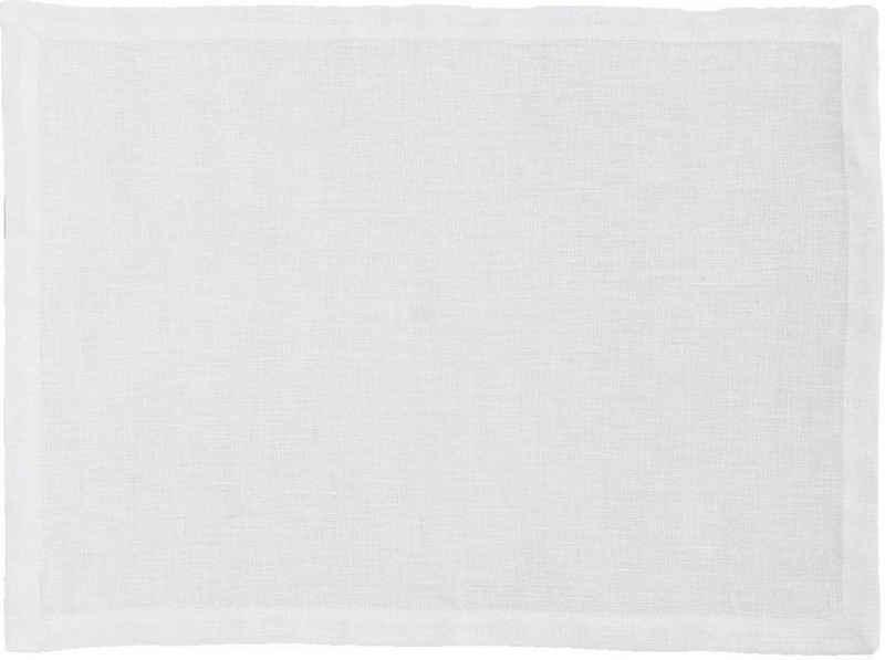 Platzset, »Cabin«, DDDDD, (Set, 4-St), 50x35 cm
