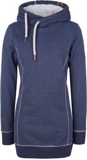 Alife & Kickin Sweatshirt »HoodyAK« lässiger Hoodie in Longform