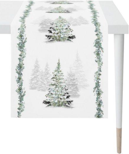 APELT Tischläufer »3602 Winterwelt« (1-tlg), Digitaldruck