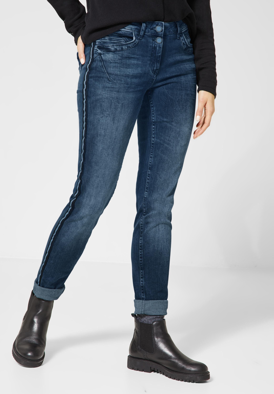 Cecil Slim fit Jeans 5 Pockets Style online kaufen | OTTO