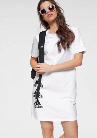 ADIDAS PERFORMANCE Suknelė »WOMEN STACK Marškinėliai sukn...