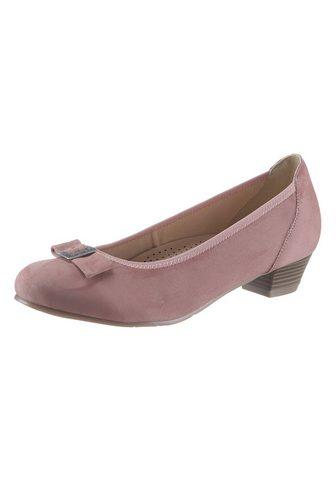 Туфли с декоративный Metallschnalle
