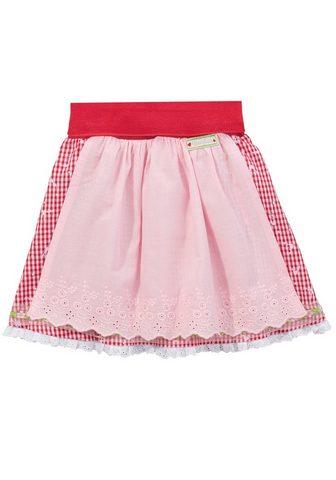 BONDI Tautinio stiliaus sijonas Vaikiški su ...