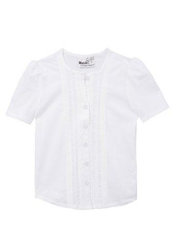 MARJO Marškinėliai Vaikiški su nėrinys