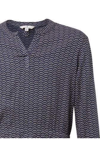 Блузка-футболка »Gemusterte Blus...