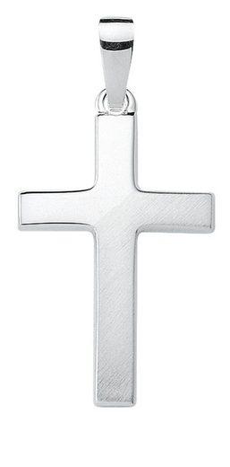 Adelia´s Kettenanhänger »925 Silber Kreuz Anhänger«, Silberschmuck für Damen & Herren