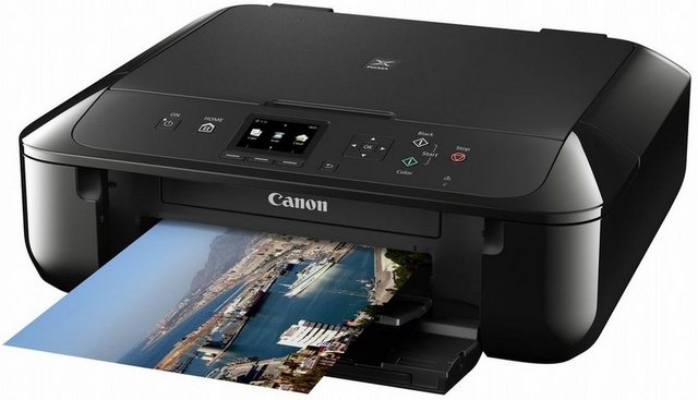 Drucker, Scanner - Canon Tintenstrahl Multifunktionsdrucker »PIXMA MG5750 3in1 Multifunktionsdrucker«  - Onlineshop OTTO