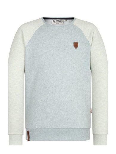 naketano Sweatshirt »Jordan Rules«