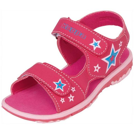 Kappa »STARWAY KIDS« Sandale in verspieltem Design