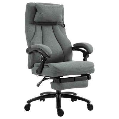 Vinsetto Schreibtischstuhl »Bürostuhl mit Massagefunktion«