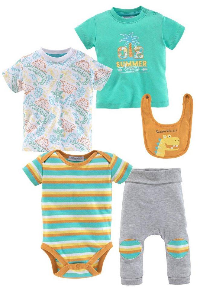 Neugeborenen-Geschenkset (Set, 5-tlg) aus GOTS Bio-Baumwolle