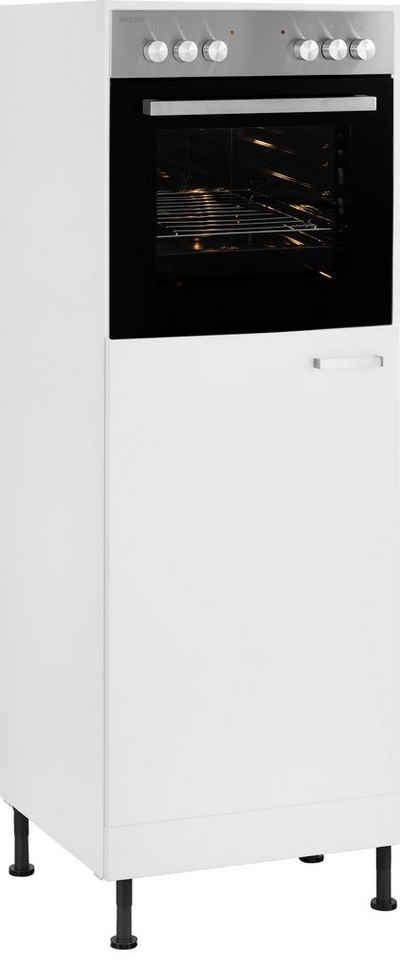 OPTIFIT Backofenumbauschrank »Parma« Breite 60 cm