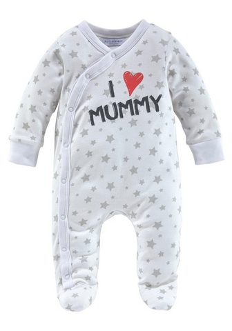 Пижама »I love Mummy / I love Da...
