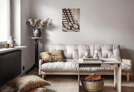 Karup Design Schlafsofa »Indie«, Mit Holzstruktur