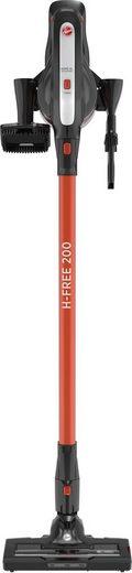 Hoover Akku-Hand-und Stielstaubsauger H-Free 200 HOME XL, HF222AXL 011, beutellos, Agilität mit verbesserter Leistung