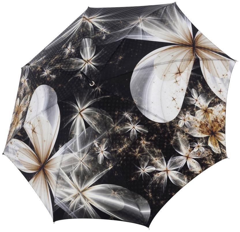 Regenschirme - doppler MANUFAKTUR Stockregenschirm »Boheme, magnolia«, handgemachter Manufaktur Stockschirm ›  - Onlineshop OTTO