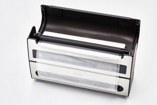 SOLIS OF SWITZERLAND Vakuumierer 922.29 VertiVac Plus, Rollenbreite 30 cm, 130W
