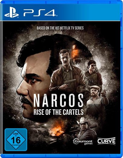 Narcos: Rise of the Cartels PlayStation 4