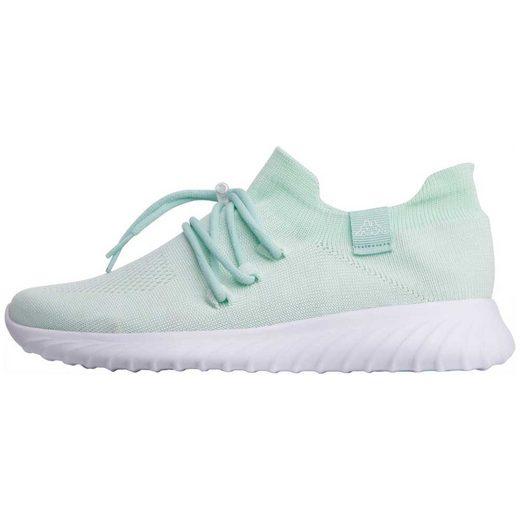 Kappa »ZUC« Sneaker mit praktischem Schnellverschluss