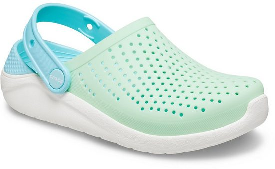Crocs »Lite Ride Clog Kids« Clog im harmonischen Farbmix