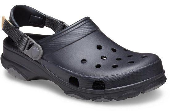 Crocs »Classic All Terrain Clog« Clog mit praktischem Fersenriemen