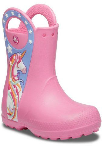 CROCS Guminiai batai »Unicorn Rain Boot«