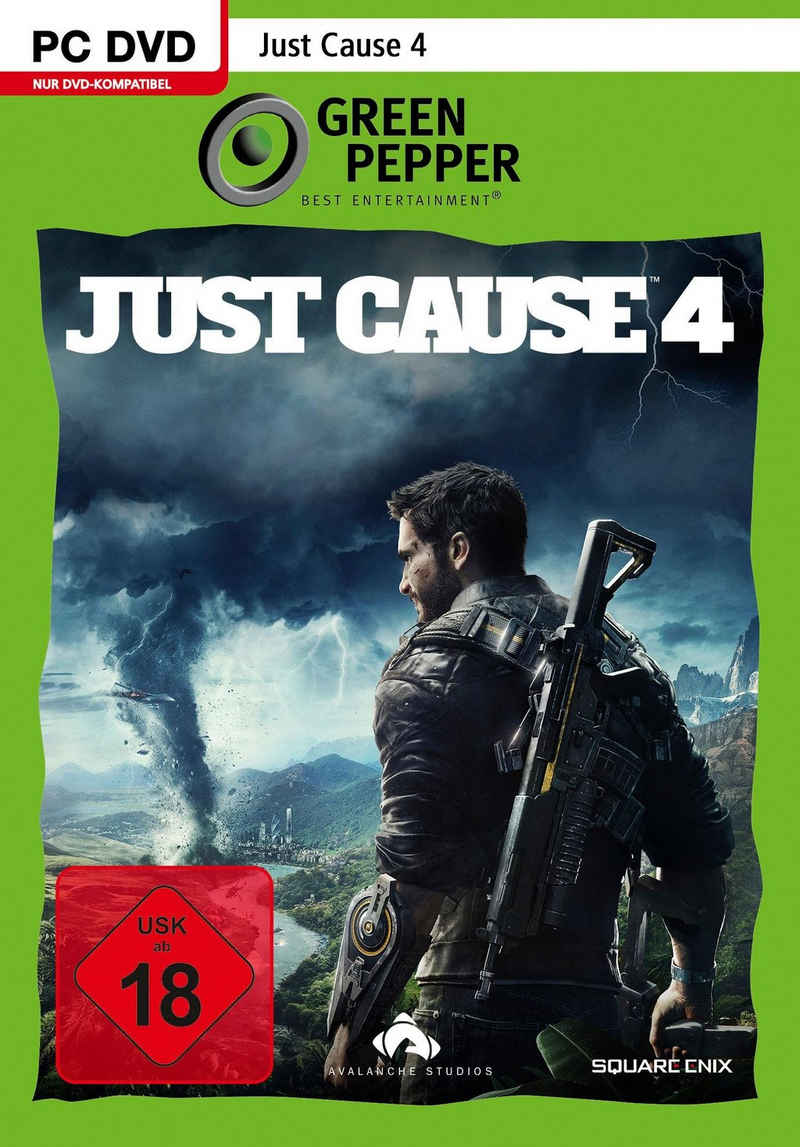 JUST CAUSE 4 PC, Software Pyramide