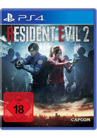CAPCOM RESIDENT EVIL 2 PlayStation 4