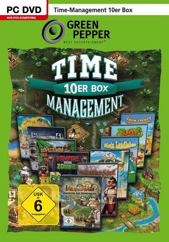 SMATRADE GMBH TIME vadovo Dėžutė PC