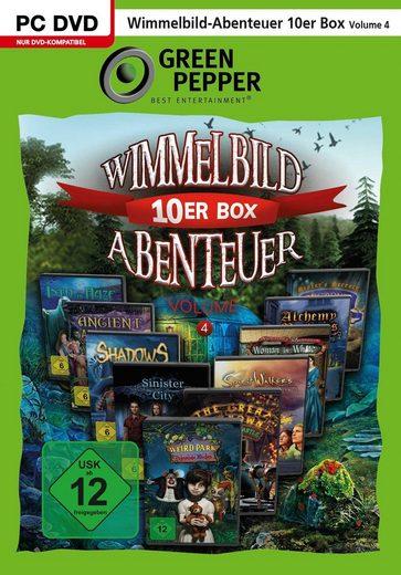 WIMMELBILD 10ER BOX VOL.4 PC, Software Pyramide