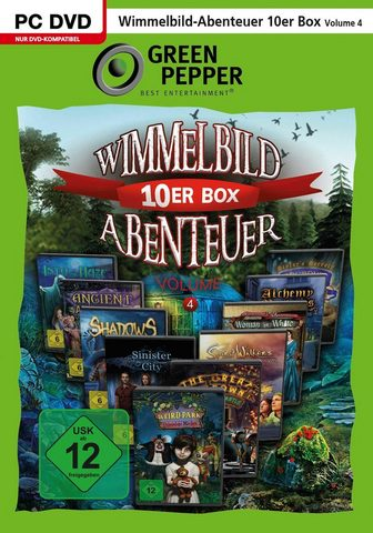 SMATRADE GMBH WIMMELBILD 10ER Dėžutė VOL.4 PC