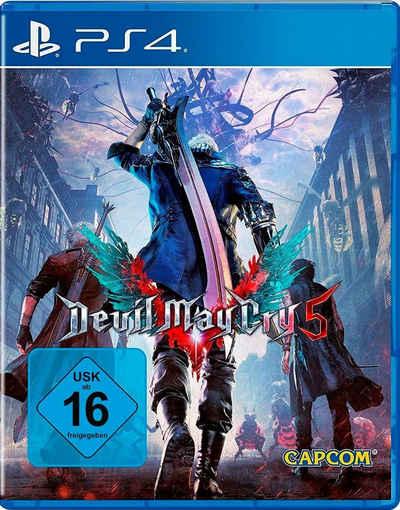 DEVIL MAY CRY 5 PlayStation 4, Software Pyramide