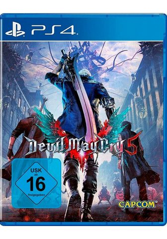 CAPCOM DEVIL MAY CRY 5 PlayStation 4