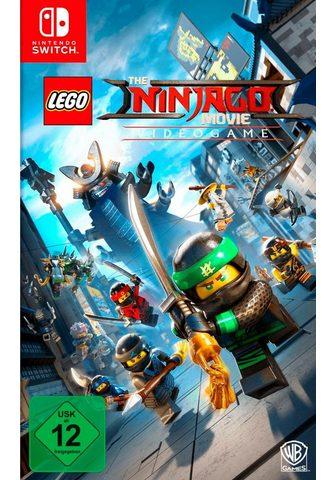 THE LEGO NINJAGO MOVIE VIDEOGAME Ninte...