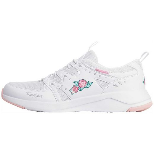 Kappa »LORETTO« Sneaker mit aufwändiger Verzierung