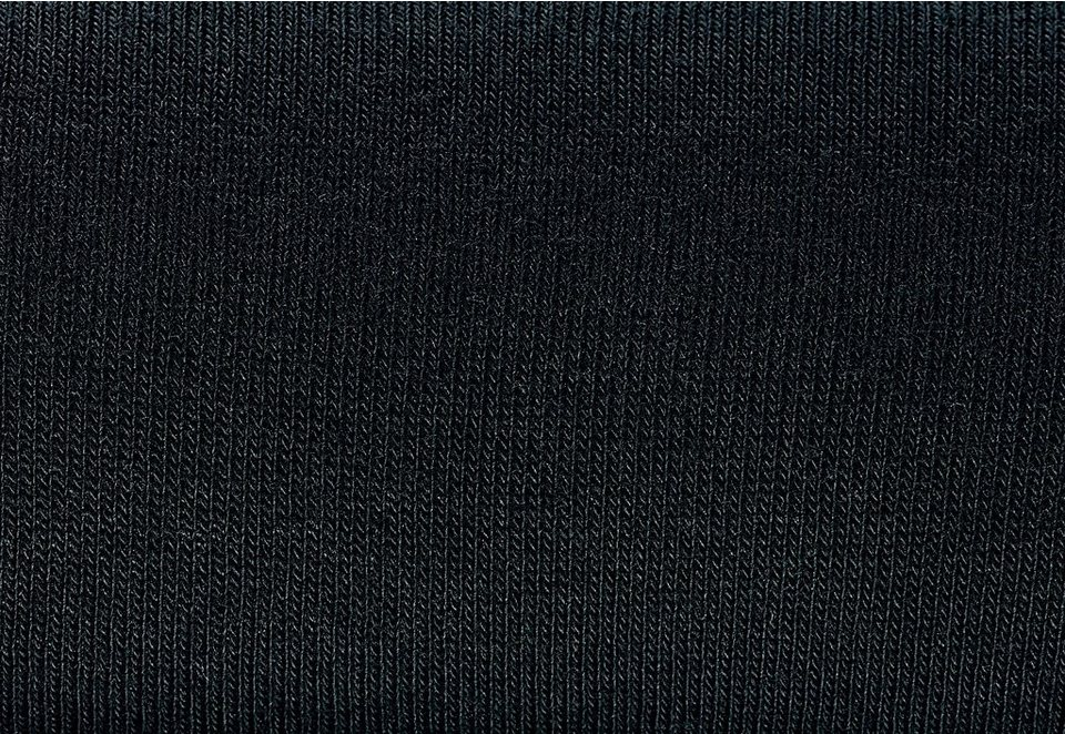 Strick-Kniestrumpf, Rogo (2 Paar) in schwarz