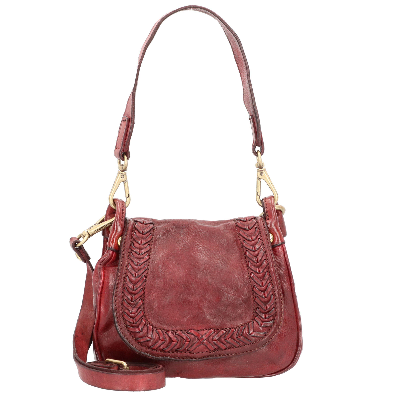 Campomaggi Handtasche Leder 20 cm, Ausstattung: Reißverschlussfach, Tasche(n) innen online kaufen | OTTO