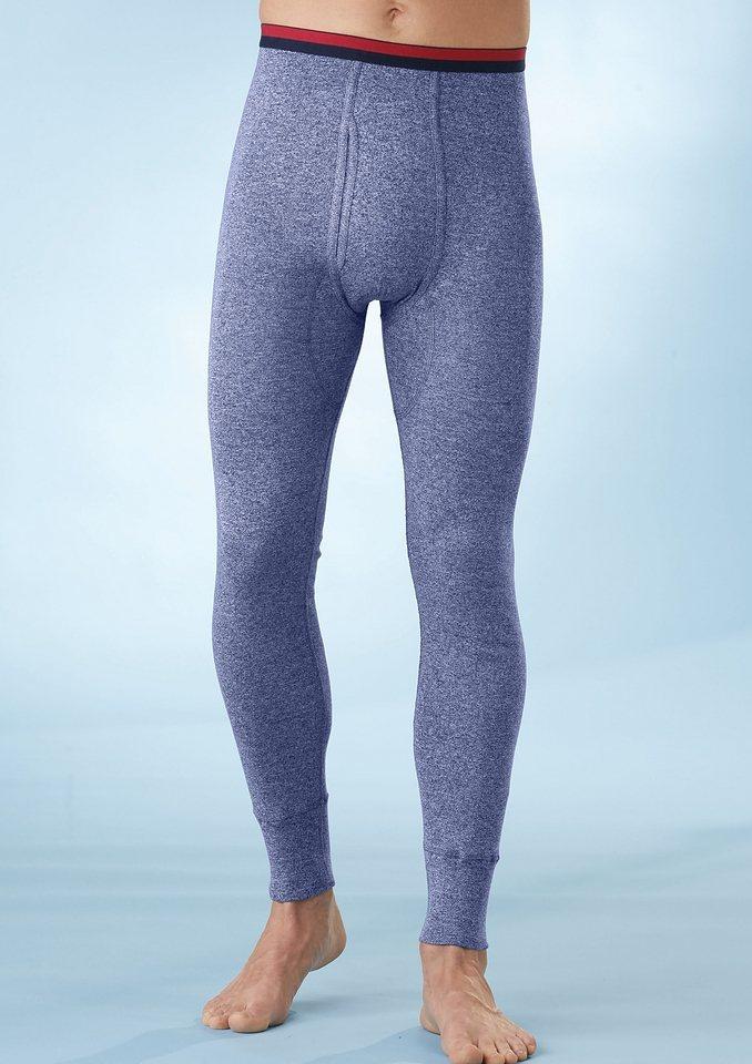 Hose, lang (2 Stck.) in jeansblau