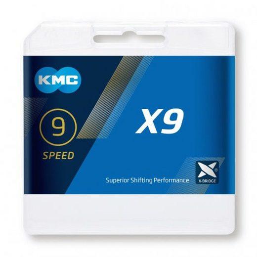 KMC Ketten »X9 Kette 9-fach«