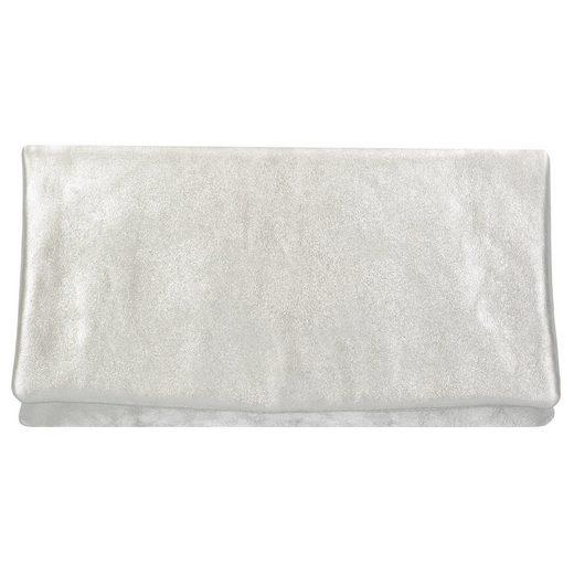 Abro Mimosa Clutch Tasche Leder 28 cm
