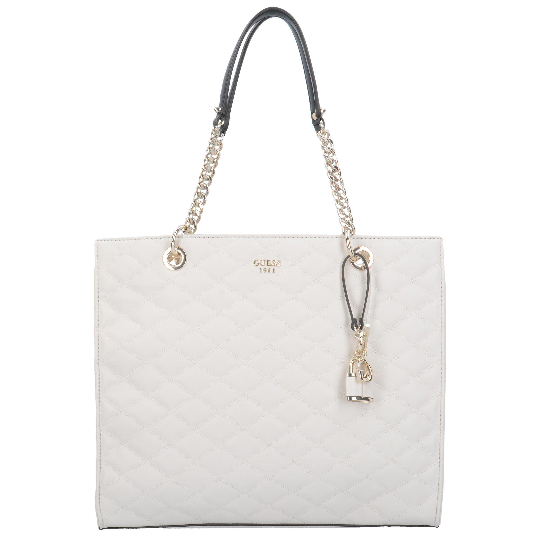 Guess Penelope Shopper Tasche 34 cm, Ausstattung: Tasche(n) innen, Reißverschlussfach online kaufen | OTTO