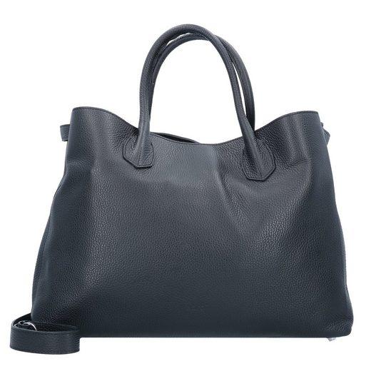 Abro Adria Handtasche Leder 40 cm