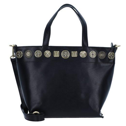 Campomaggi Shopper Tasche Leder 35 cm