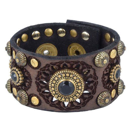 Campomaggi Armband Leder 19 cm
