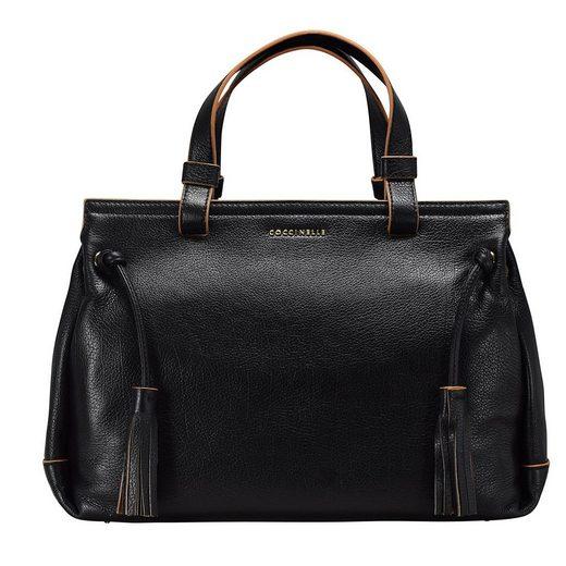 COCCINELLE Jessie Handtasche Leder 31 cm