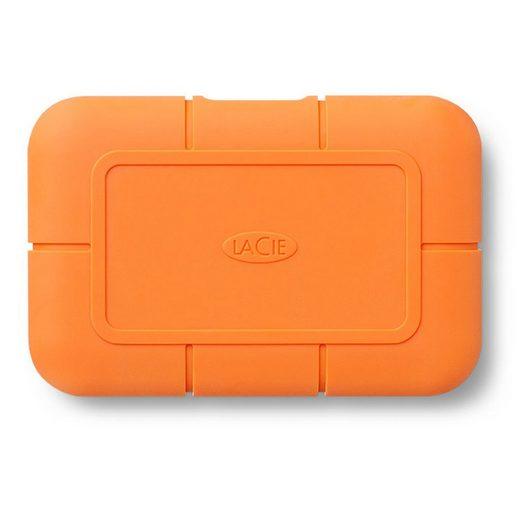 "LaCie »Rugged SSD USB-C« externe SSD 2,5"" (500 GB), 2,5)"